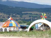 Camp in der Idylle